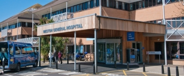 Save Weston-super-Mare General Hospital Accident and Emergency Department