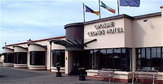 Open the Cedars Hotel, Rosslare, as a refugee reception centre