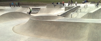 East Ardsley skatepark