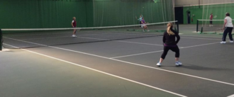 Keep Batley Tennis Centre usage for Tennis