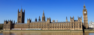 Use money earmarked for refurbishing the Palace of Westminster for social housing.