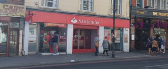 Stop the Closure of  Santander Stoke Newington Branch