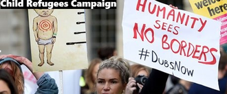Support the court case demanding the UK keep it's promise to child refugees (DUBS)