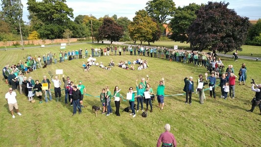 Protect the Green Belt at Culham from loss, shrinkage or relocation through future development