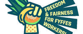 Justice for Fyffes Workers in Costa Rica and Honduras!