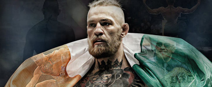 Conor McGregor: Apologise for the use of racist language