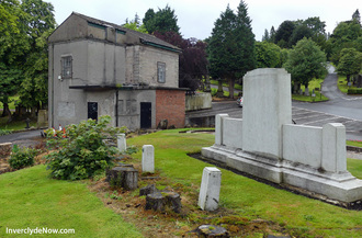 Don't knock down a 170-Year-Old Cemetery Building