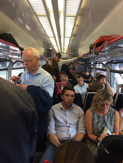 More peak time carriages
