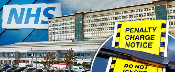 Wipe off the parking ticket fines from NHS staff. And allow free parking for the future.
