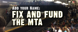 Gov. Cuomo: Fix and Fund the Subway!