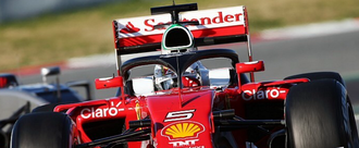 Stopping the introduction of the f1 halo In 2018