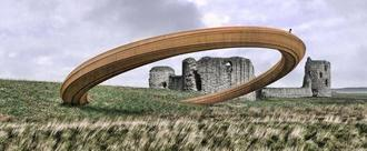 No to Flint Castle's planned Iron Ring