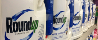 Stop Roundup being used in Borris