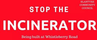 Stop Waste Incinerator being built in our community