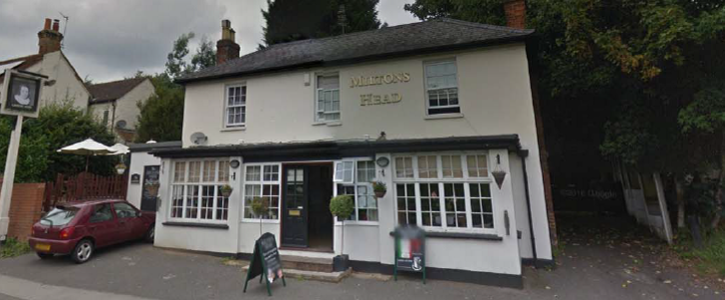 Retain The Miltons Head Site for Licensed Premises