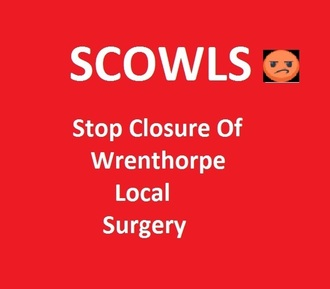 Stop Closure Of Wrenthorpe Local Surgery
