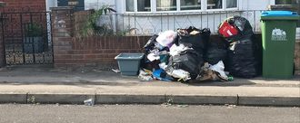 Sort the bins issue in Southampton