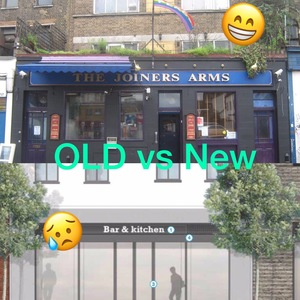 Reject Plans to Demolish the Joiners Arms, Hackney Road