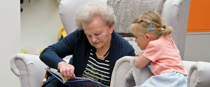 Reduce Loneliness by introducing intergenerational nursery classes