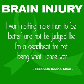 Misportrayed brain injuries