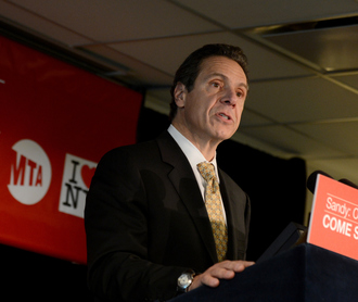Tell Gov. Cuomo:  Return Racist Donor's Money
