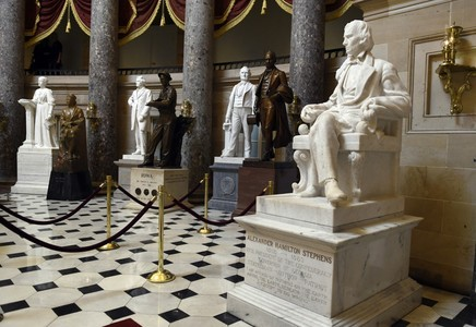 Take Them Down! No Confederate Statues in the US Capitol