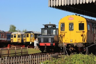 Support A Future For The Electric Railway Museum.