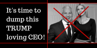 Tell the US Hispanic Chamber of Commerce: Dump your Trump-loving CEO