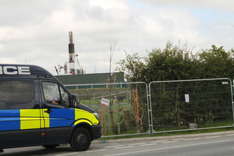 Tell A E Yates to stop supplying fracking firm Cuadrilla