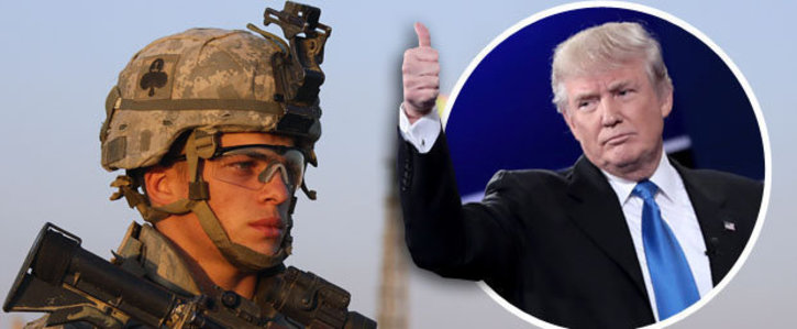 NO MORE TROOPS TO AFGHANISTAN