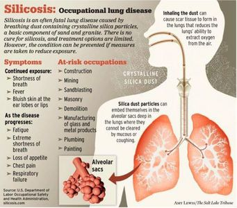 Deliver fair compensation for miners with silicosis