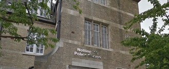 Save Notting Hill police station