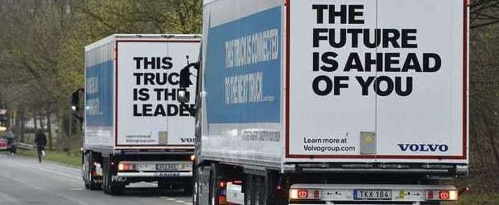 Say 'No' to driverless truck convoys on British roads