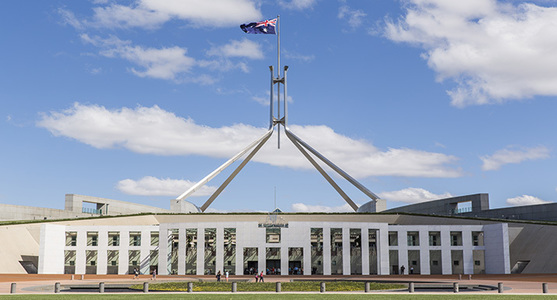 The Australian Parliament House should be alcohol free