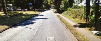Road Layout Change on Hatfield Road/Acrewood Way in St Albans