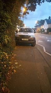 Make pavement parking illegal