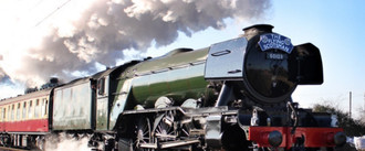 Bring the Flying Scotsman stream train to Devon and Cornwall