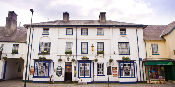 Save the Black Lion Lampeter