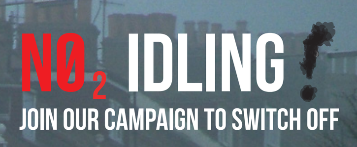 Stop Idling for Cleaner Air in Brighton & Hove