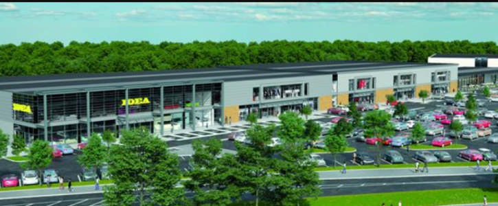 Kingswood retail developnment