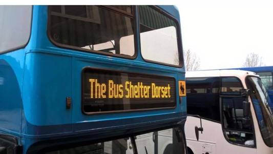 Find us a place to park our bus so we can end the need for rough sleeping in Dorset