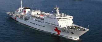 A Hospital Ship for the UK