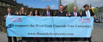 Repeal the Health (fluoridation of water supplies) Act 1960
