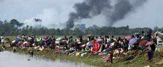 Awareness of Rohingya