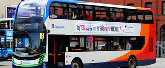 Introduce bus service from Dundee to Stratheden Hospital