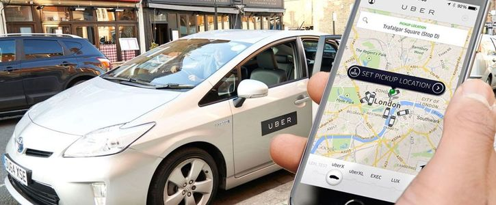 Uber: play by the rules and get your London license back
