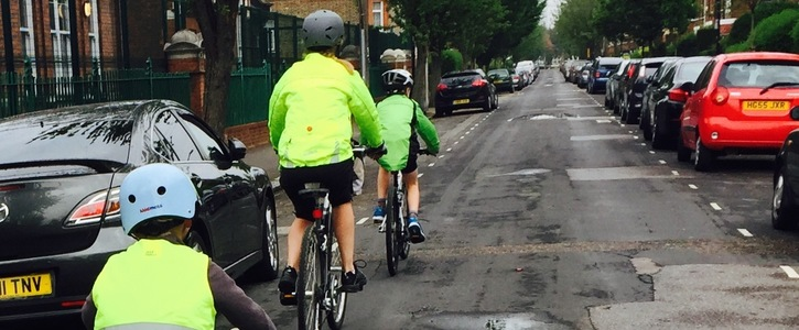 Use cycle training to teach road safety to all new drivers