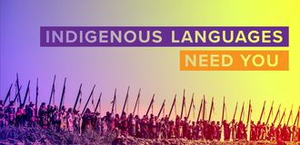 Indigenous Languages Need You in Alberta