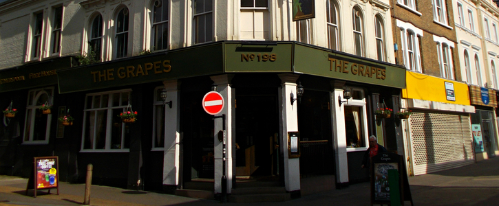 Stop the Grapes Public House, Sutton from being sold