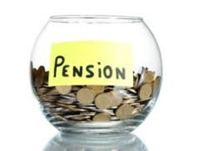 Why can't we cash in our small pension pot?